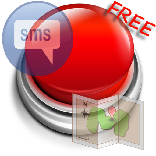 Panic button SMS With Location