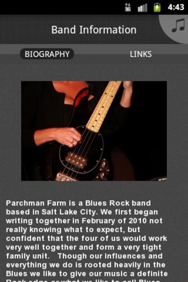 Parchman Farm - screenshot