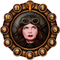 10 Relojes de Steampunk Faces icon