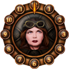 10 Steampunk Clocks Faces icon