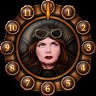 10 Steampunk Clocks Faces icon