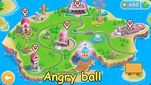憤怒的小球