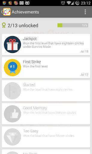 玩解謎App Dream Circle免費 APP試玩