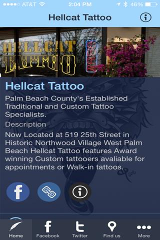 Hellcat Tattoo