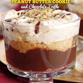 Chocolate Mint Oreo Cookie Trifle.