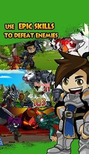 Battle Gems (AdventureQuest) - screenshot thumbnail