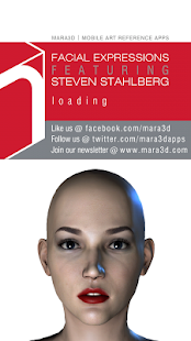 MARA3D Facial Expressions - screenshot thumbnail
