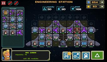 Screenshot of Galaxy Siege 2