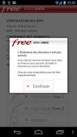 Screenshot of MobileConfig
