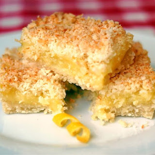 Lemon Coconut Desserts Recipes.