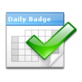 Daily Badge