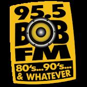 95.5 BOB-FM 80's, 90's