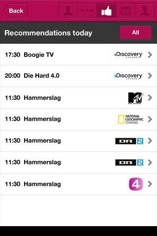 TimeFor.TV (ONTV) TV guide - screenshot