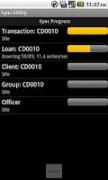 Screenshot of Manta Sync