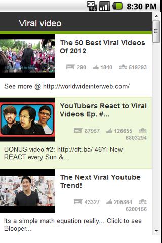 Best viral videos