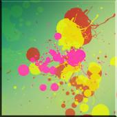 splatter livewallpaper
