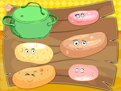 Funny-Veggies-Game-for-babies 3