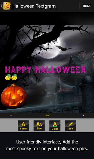 Halloween Textgram