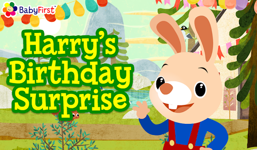 Harry's Birthday Surprise - screenshot thumbnail