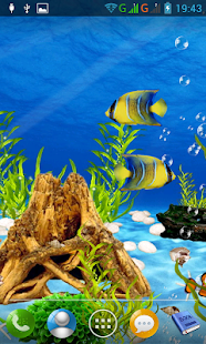 Aquarium live- screenshot thumbnail