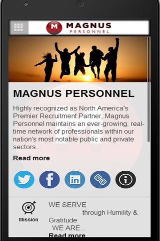 玩商業App|MAGNUS Personnel免費|APP試玩