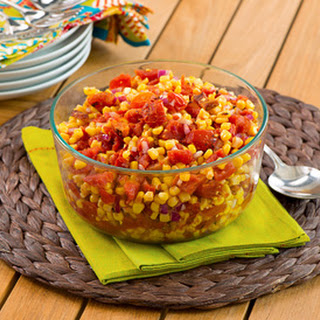 Corn and Tomato Picnic Salad