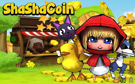 ShaSha Coin -샤샤 코인