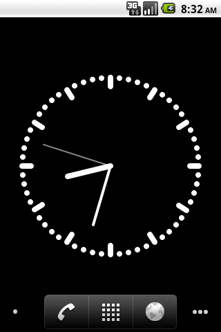 Download Clock Live Wallpaper Android Apps APK