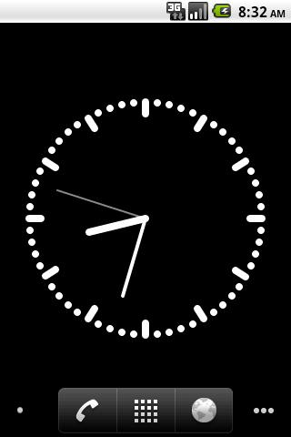 Letoltes Clock Live Wallpaper By Sonica Apk Legfrissebb App
