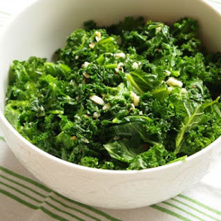 Sauteed Garlicky Kale.