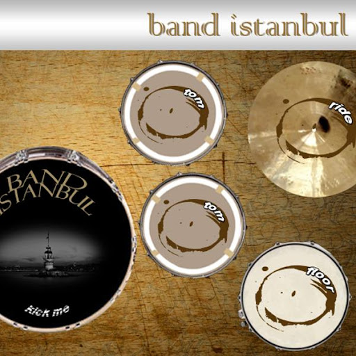 Drum Davul Set - BandIstanbul