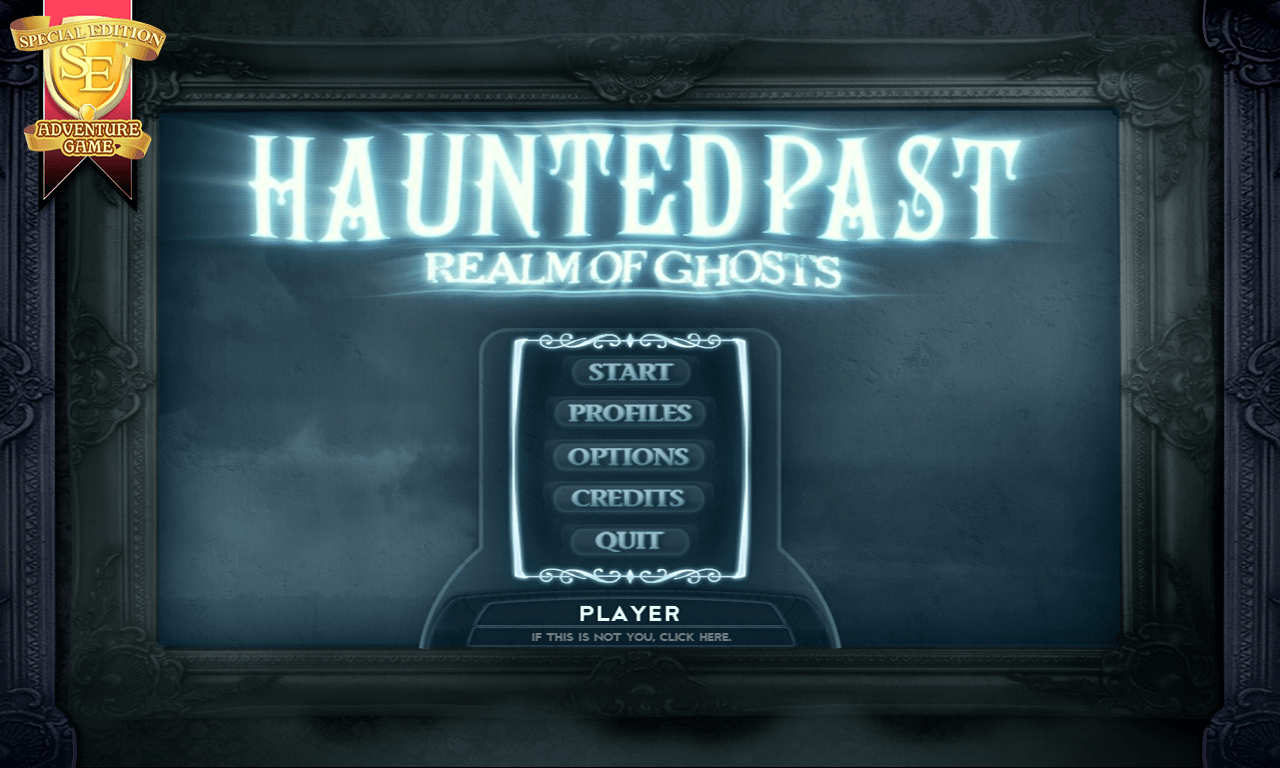 Haunted Past- screenshot