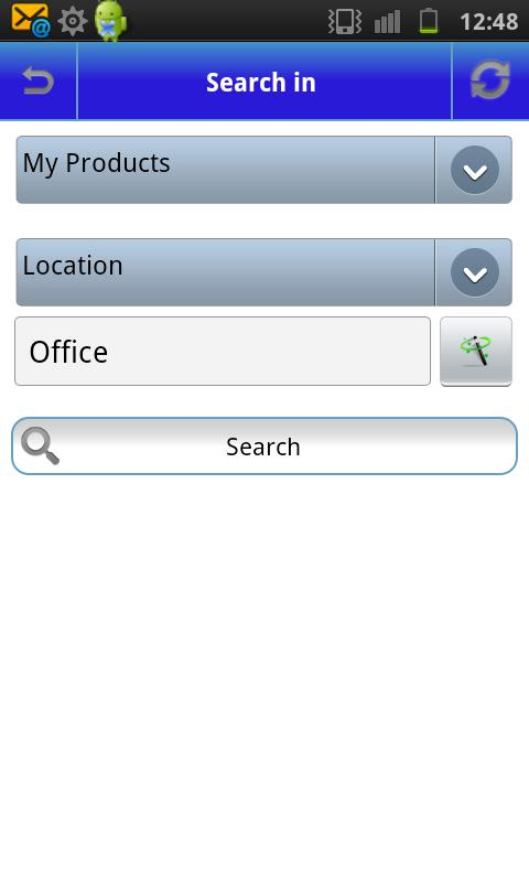 My Inventory- screenshot