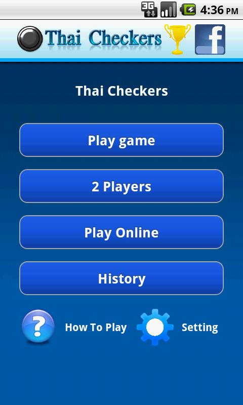 Thai Checkers- screenshot