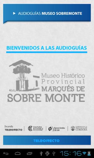 Audioguía Museo Sobre Monte