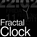 LWP+Fractal clock icon