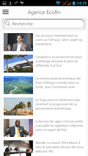 Agence Ecofin- screenshot thumbnail