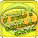 Math Fact Ball Lite logo
