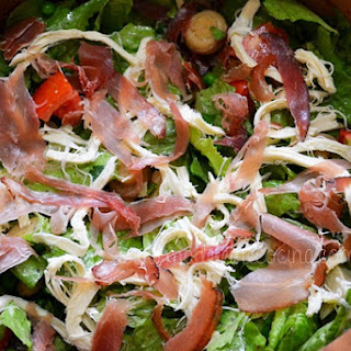 """Caprichosa"" Salad Recipe"