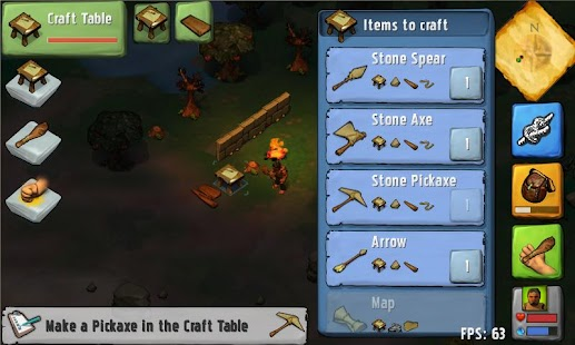 Krafteers - Tomb Defenders- screenshot thumbnail