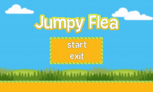 Jumpy Flea