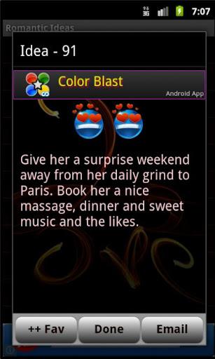 免費娛樂App|Romantic Ideas|阿達玩APP