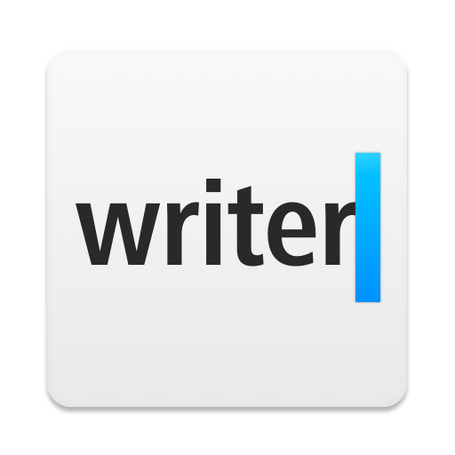生产应用のiA Writer LOGO-記事Game