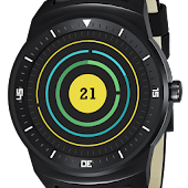 Maze Traces Face For G Watch R
