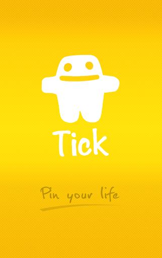 TICK Social GPS Hub