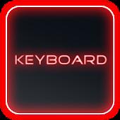 Glow Legacy Red Keyboard Skin APK for Nokia