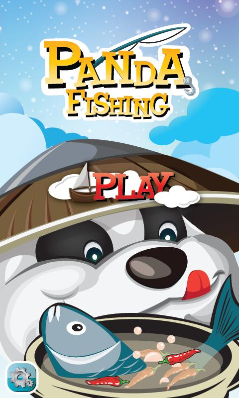 Panda Fishing - screenshot