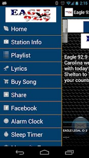 Eagle 92.9 - screenshot thumbnail