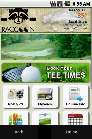 Raccoon International GolfClub