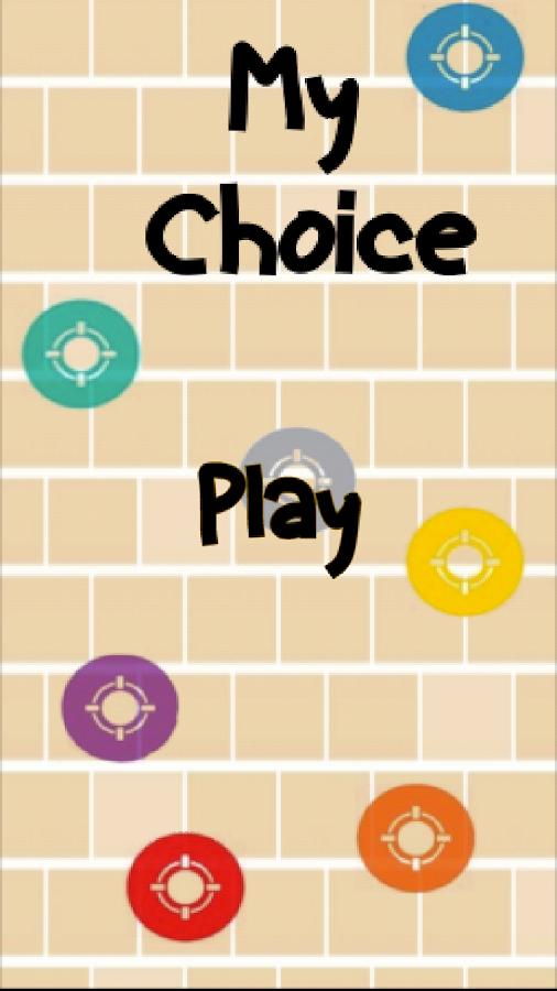 My Choice - screenshot